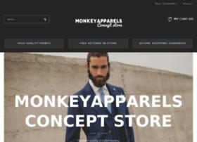 Monkeyapparels.net