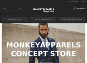 monkeyapparels.net