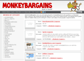 monkeybargains.com