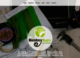 monkeyboysproductions.com