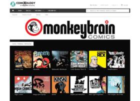 monkeybraincomics.com