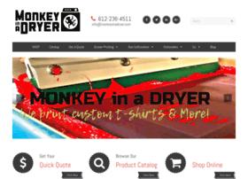 monkeyinadryer.com