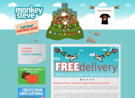 monkeysteve.co.uk