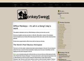 monkeysweat.com