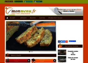monmenu.fr