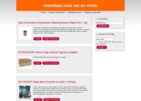 monobjet.com