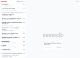 monocle.io