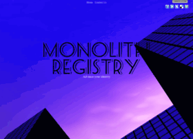 monolithregistry.org
