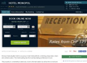 monopol-swiss-quality.hotel-rez.com