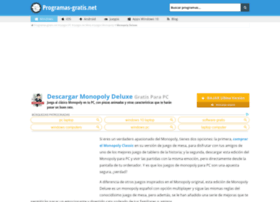 monopoly-deluxe.programas-gratis.net