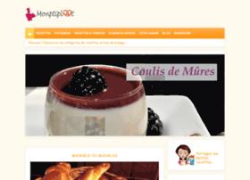 monptiplat.fr