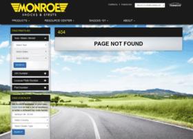 monroe-eu.com