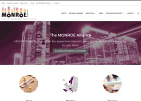 monroe-project.eu