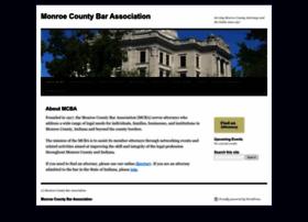 monroecountybar.org