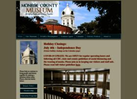 monroecountymuseum.org