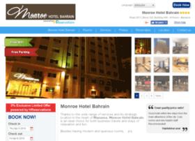 monroehotelbahrain.com