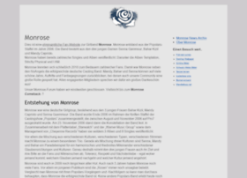 monrose-forum.net