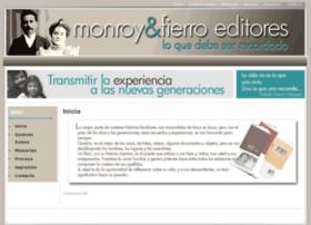 monroyfierro.com