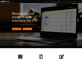 monstaftp.com
