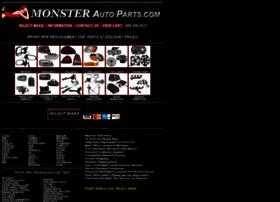 monsterautoparts.com