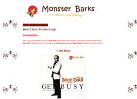 monsterbarks.blogspot.com