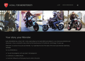 monstercampaign.ducati.com