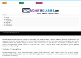 monsterclasses.com
