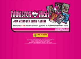 monsterhigh.paninigroup.com