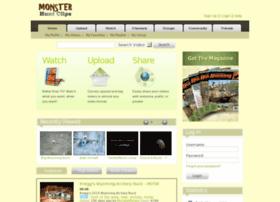 monsterhuntclips.com
