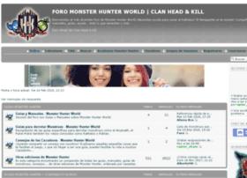 monsterhuntertri.foroweb.org