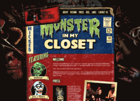 monsterinmycloset.com