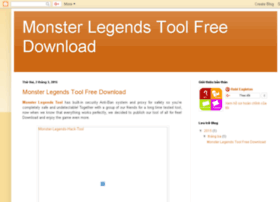 monsterlegendstoolfreedownload.blogspot.com