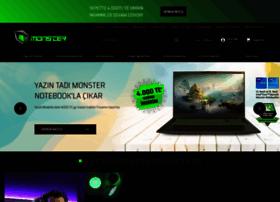 monsternotebook.com.tr