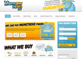 monsterpriceforgold.com
