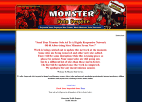 monstersoloservice.com