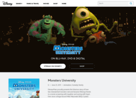monstersuniversity.com