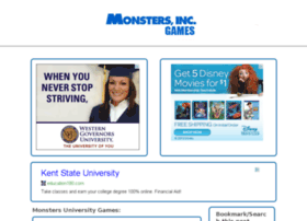 monstersuniversitygames.com