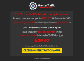 monstertrafficmanual.com