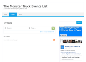 monstertruckeventslist.com