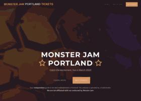 monstertrucksportland.com