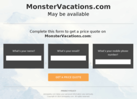 monstervacations.com