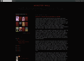 monsterwall.blogspot.fr