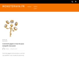 monsterwin.fr