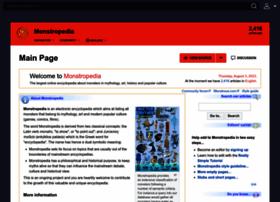 monstropedia.org