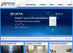 montage-tech.com