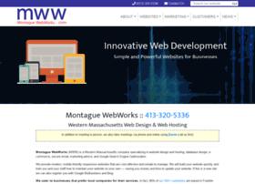 montaguewebworks.com