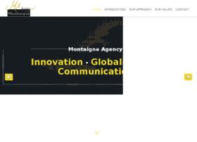montaigne-agency.com
