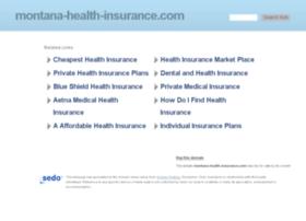 montana-health-insurance.com