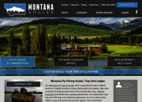 montanaangler.com