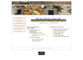 montanabuildingstone.com